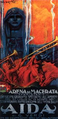 L'Aida del 1921