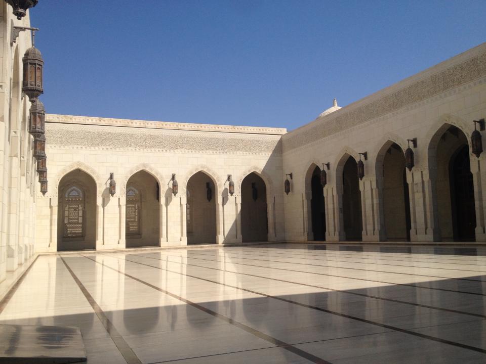Diario di bordo dall'Oman