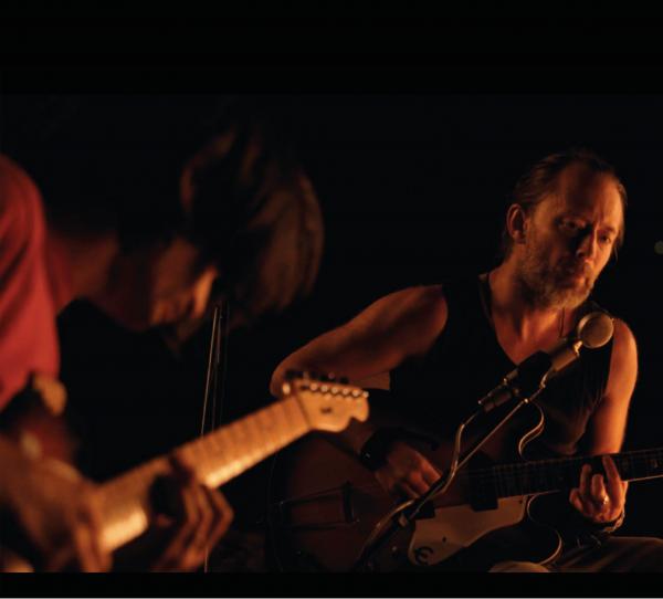 Thom Yorke e Jonny Greenwood Sferisterio