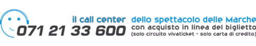 call center - biglietteria teatri macerata