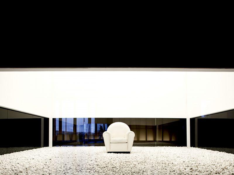Museo Poltrona Frau di Michele De Lucchi