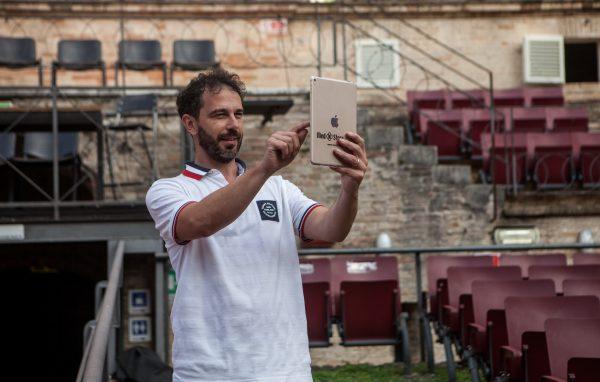 Opera iPad Francesco Lanzillotta