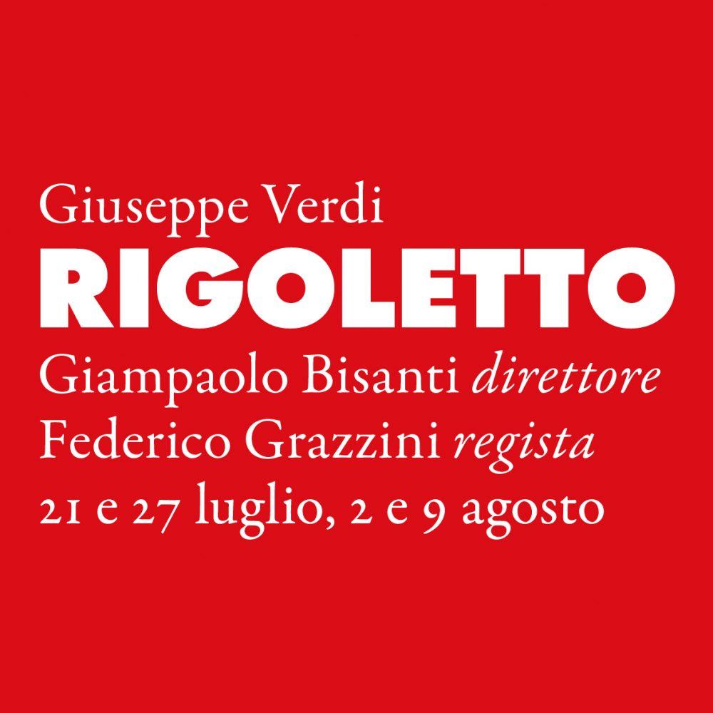 Rigoletto Sferisterio 2019