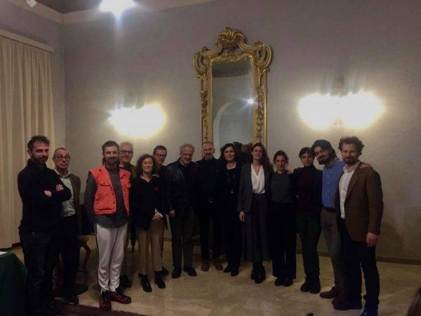 854e73bc3d L'opera contemporanea, un campus per gli interpreti più giovani, il  rapporto con il territorio e il sostegno di Banco Marchigiano per alcuni  progetti della ...