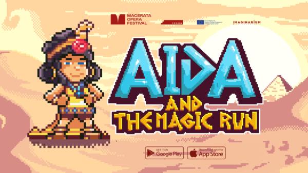 videogame aida and the magic run